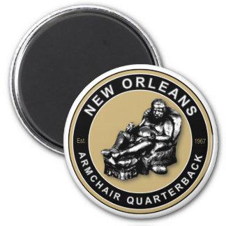 La BUTACA QB - New Orleans Imán Redondo 5 Cm
