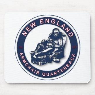 La BUTACA QB - Nueva Inglaterra Alfombrilla De Raton