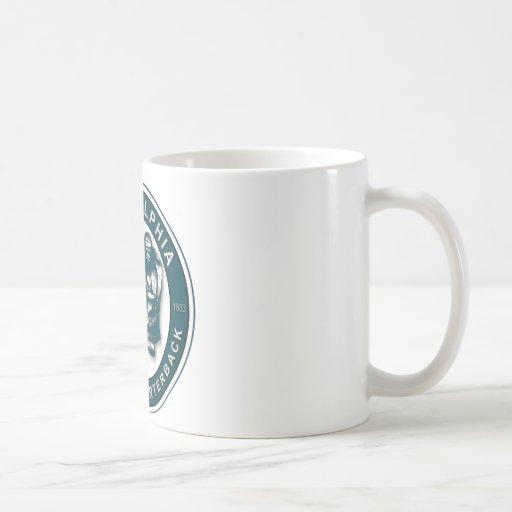 La BUTACA QB - Philadelphia Taza De Café