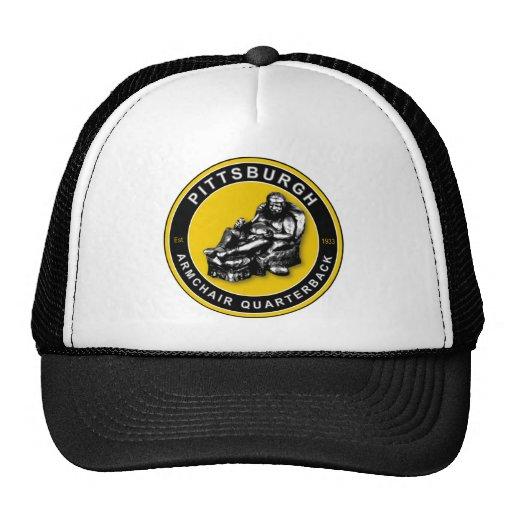 La BUTACA QB - Pittsburgh Gorros