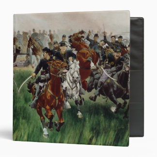 """La caballería, 1895 carpeta 1 1/2"""""""