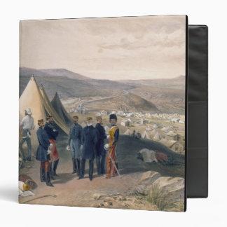 La caballería acampa, platea 'de Seat de la guerra