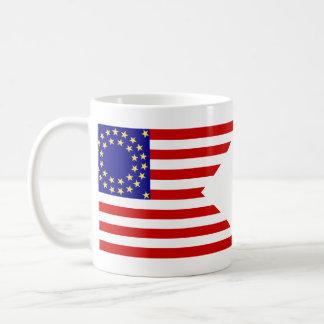 La caballería de Estados Unidos séptimos lucha la Taza De Café