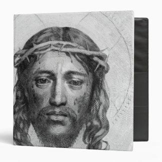 "La cabeza de Cristo, 1735 Carpeta 1 1/2"""