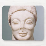 """La cabeza de Rayet"", ático, de Dipylon, c.530 A.C Tapetes De Ratón"