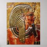 La cabeza de Seti I de la tumba de Seti Impresiones