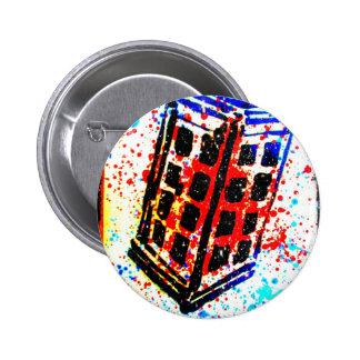 La cabina de teléfono de la caja de llamada I de K Pins