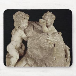 La cabra Amalthea, c.1615 Tapete De Raton