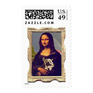 La cabra de Mona Lisa Franqueo