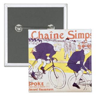 La cadena de Simpson, 1896 Pins