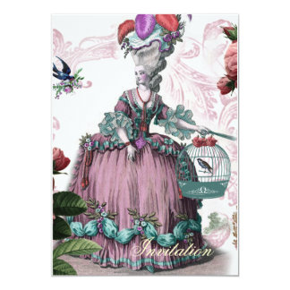 la cage aux oiseaux (The Bird cage) 2 Card