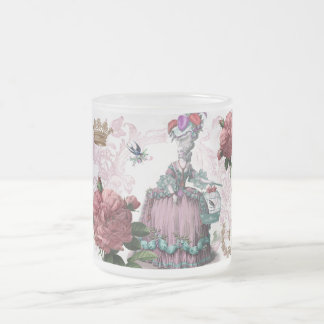 la cage aux oiseaux (The Bird cage) 10 Oz Frosted Glass Coffee Mug