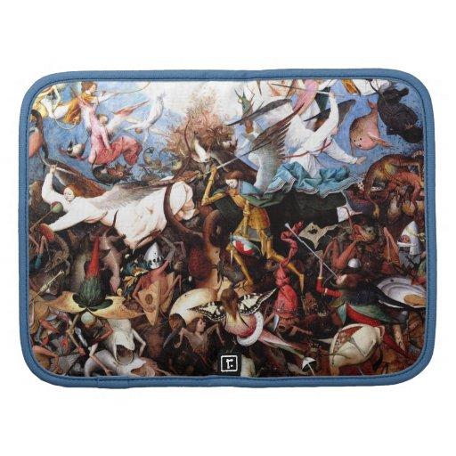 """La caída de Bruegel """"de los ángeles rebeldes"""" (156 Organizadores"""