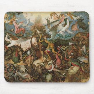La caída de los ángeles rebeldes, 1562 mouse pad