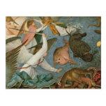 La caída de los ángeles rebeldes, 1562 postales