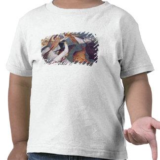 La caída de los ángeles rebeldes camisetas