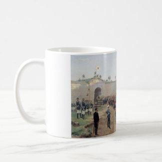 La caída de Nikopol Tazas De Café