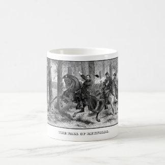 La caída de Reynolds -- Guerra civil Taza De Café