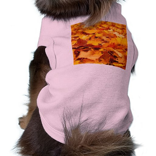 La caída deja a otoño la cubierta de tierra camisetas mascota