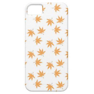 La caída del otoño deja el modelo elegante moderno iPhone 5 Case-Mate carcasas