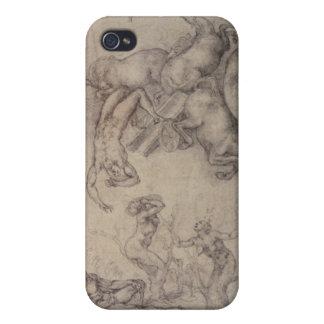 La caída del Phaethon, 1533 iPhone 4 Carcasas