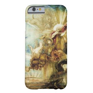 La caída del Phaethon (w/c en el papel) Funda De iPhone 6 Barely There