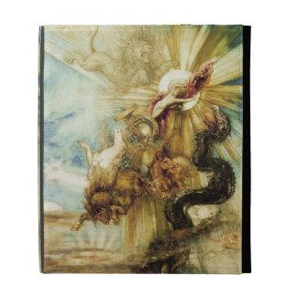 La caída del Phaethon (w/c en el papel)