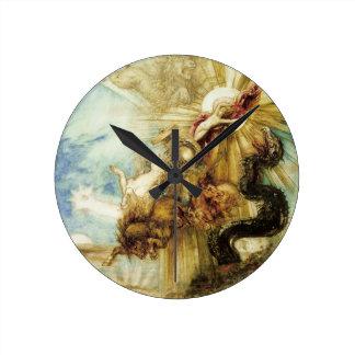 La caída del Phaethon (w/c en el papel) Relojes