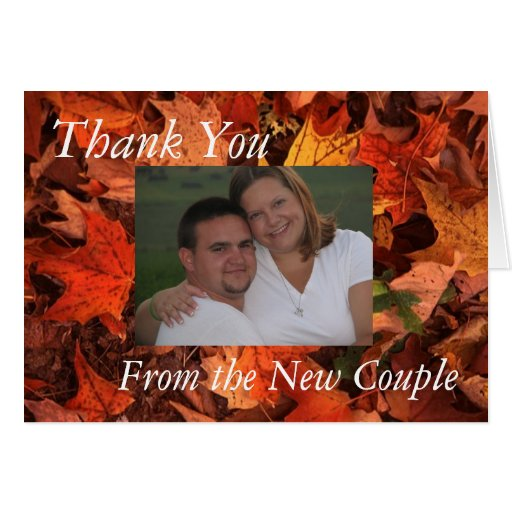 La caída le agradece tarjeta de felicitación