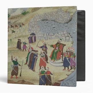 La caída prevista de Constantinopla, de la imagen