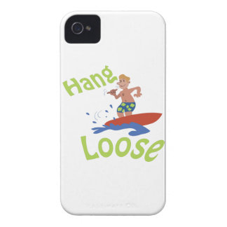 La caída suelta iPhone 4 Case-Mate carcasas