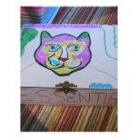 La caja de gato esencial tarjetones