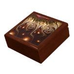 La caja de regalo del delirio