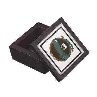 La caja del Snuggle Cajas De Regalo De Calidad
