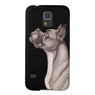 La caja del teléfono de la galaxia S5 de Samsung Carcasa Galaxy S5