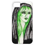 La caja del teléfono de Verem Maria iPhone 5 Case-Mate Cárcasas