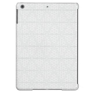 La caja gris del aire del iPad del modelo del