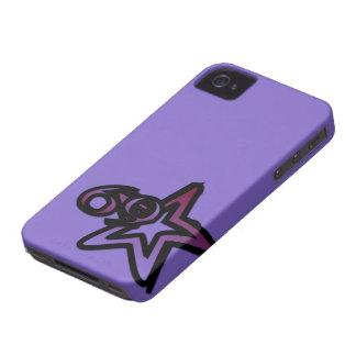 La caja intrépida de la casamata de Order69 Case-Mate iPhone 4 Funda