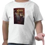 La caja por las paradas, c.1883 camiseta