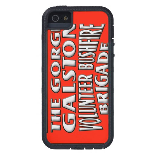 La caja S5 de la toba volcánica del caso del Funda Para iPhone 5 Tough Xtreme