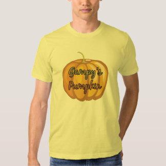 La calabaza de Gampy Camisas