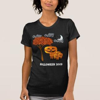 La CALABAZA de HALLOWEEN DIRIGE la camiseta Remera