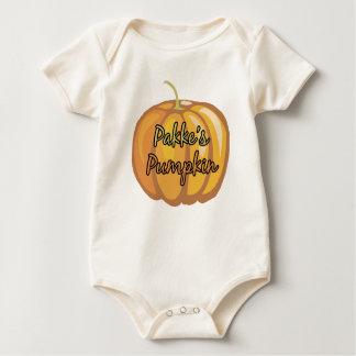 La calabaza de Pakke Body Para Bebé