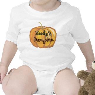 La calabaza de Zeidy Camisetas