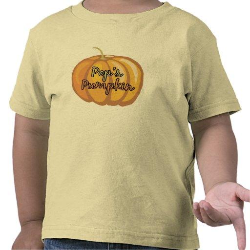 La calabaza del estallido camiseta