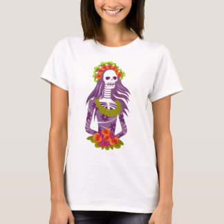 La Calavera Catrina/Dapper Skeleton/'Elegant Skull T-Shirt