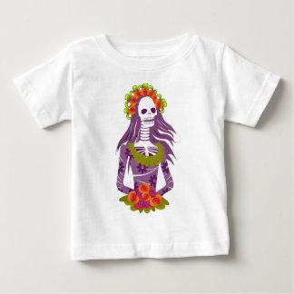 La Calavera Catrina/Dapper Skeleton/'Elegant Skull Tee Shirt