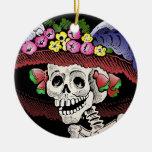 La Calavera Catrina [ornament]