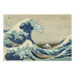 """La calidad más grande y mejor """"la gran onda"""" por H Arte Con Fotos"""