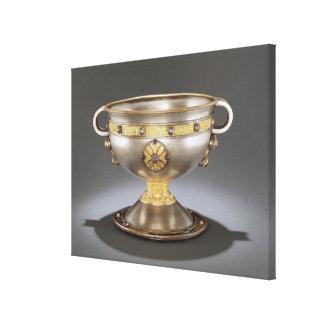 La cáliz de Ardagh, Reerasta, quintilla del condad Lona Estirada Galerías
